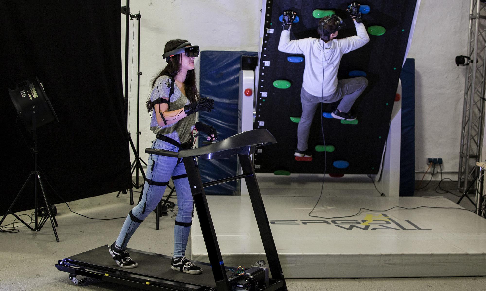Virtuelle und Augmentierte Realität für Gesundheit und Wohlbefinden